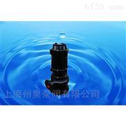 州泉 JPWQ50-25-10-1.5自動攪勻潛水排污泵