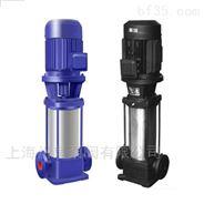 州泉 25GDL2-24*2型立式多级管道离心泵