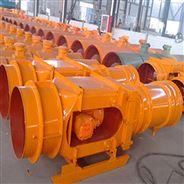三十而立的矿用KCS-230D湿式振弦除尘风机