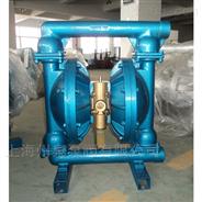 州泉 QBK-50不锈钢内置换气阀气动隔膜泵