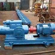 螺桿瀝青泵