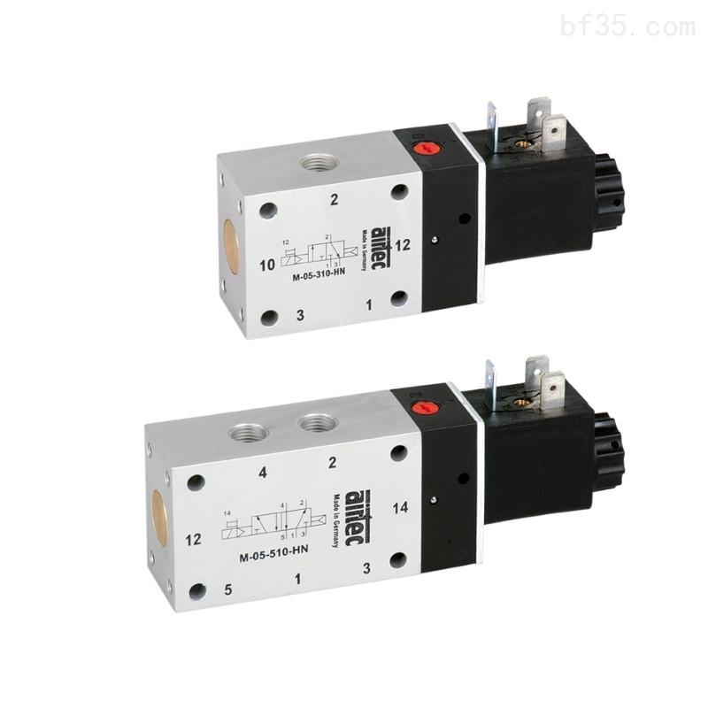德国airtec电磁阀系列用于微油点火反吹系统