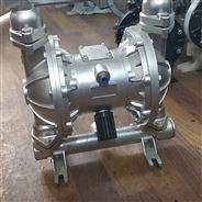 氣動不銹鋼隔膜泵