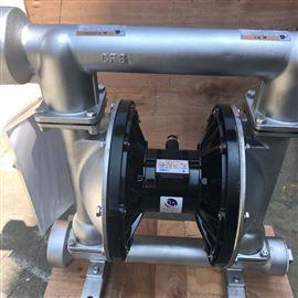 QBY3-100不锈钢四氟气动隔膜泵