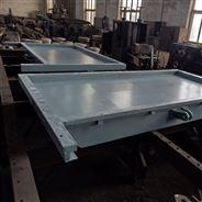 水库钢闸门 平面滑轮钢制闸门价格优惠
