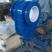 PZ641TC气动陶瓷排渣阀