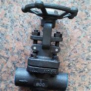 Z11H锻钢闸阀(焊接式阀盖)