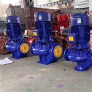 ISG立式管道离心泵(单级单吸)
