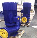 ISG立式多级管道离心泵