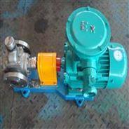 華潮YCB-G保溫齒輪泵結構認識