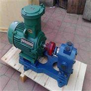 CB齿轮泵高粘度泵常见故障及处理