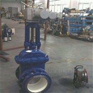 电动式陶瓷闸阀