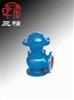 JM744X水利控制阀:气动、液动快开排泥阀