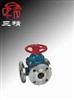 G49J隔膜阀:三通不锈钢隔膜阀